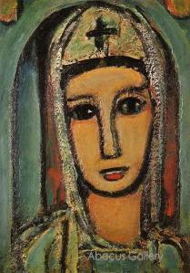 Veronica (1945)- Georges Rouault