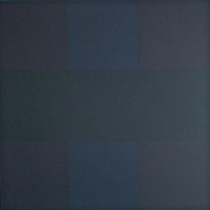 Ad Reinhardt- 1961 Abstract Painting No. 4
