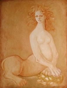 The Sphinx- Leonor Fini