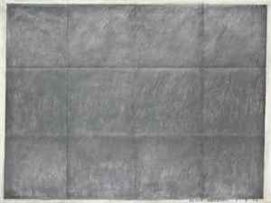 Black Drawing 1272- Bob Law