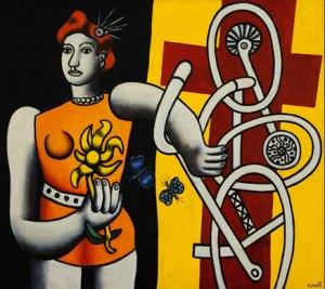 Le Grande Julie, Fernand Léger (1945)
