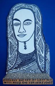 Mona Lisa- Howard Finster