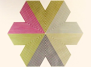 Visione Artistica – Frank Stella: emotion and color melt together