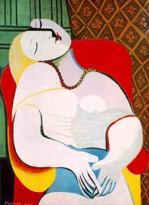 La Reve (1932)- Pablo Picasso