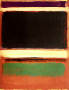 'Magenta,_Black,_Green_on_Orange',_oil_on_canvas_painting_by_Mark_Rothko,_1947