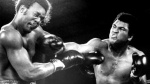 Ali and Foreman boxing- my reference photo :)