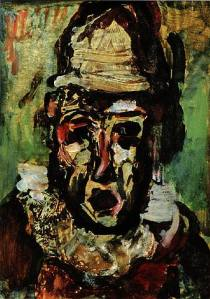 Clown- Georges Rouault