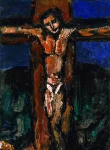 Crucifixion- Georges Rouault