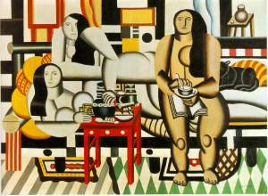 Three Women 1921- Fernand Leger