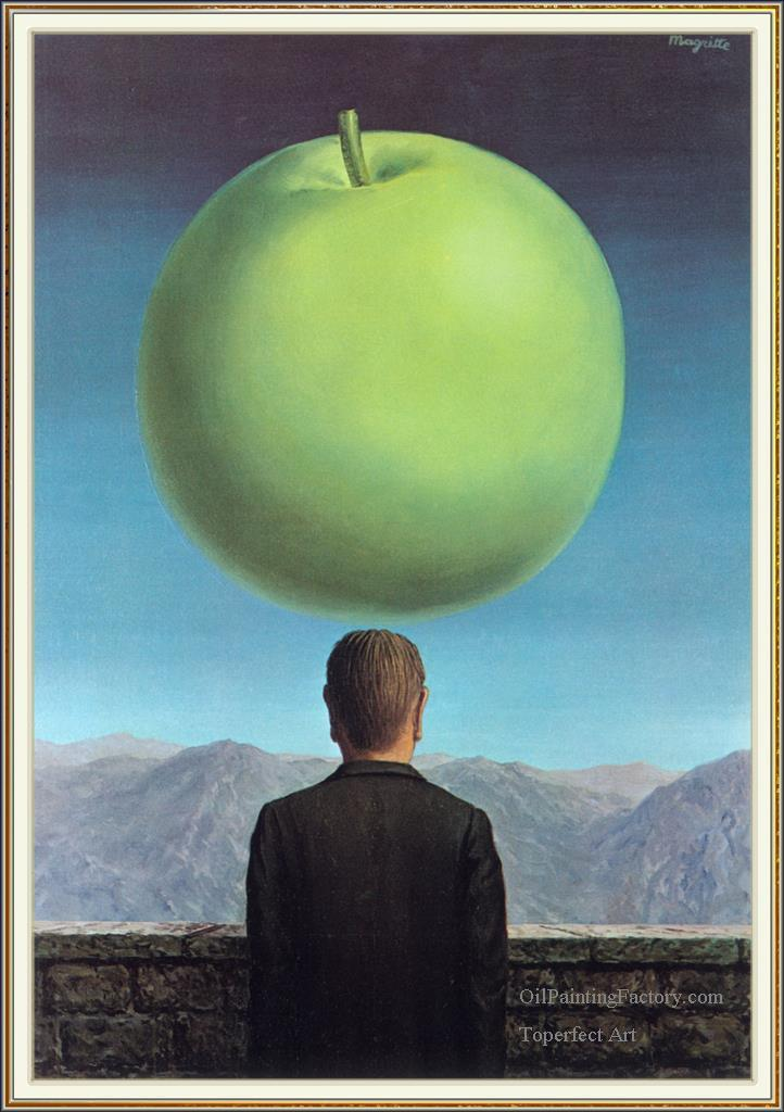 Magritte day of the artist for The art of painting