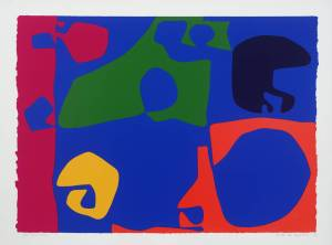 January 1973: 14 1973 Patrick Heron 1920-1999 Presented by Rose and Chris Prater through the Institute of Contemporary Prints 1975 http://www.tate.org.uk/art/work/P04302