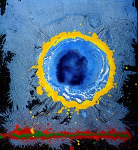 Moons Milk- John Hoyland