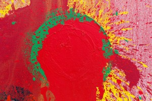 Pleasure Rage- John Hoyland