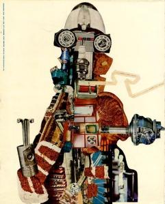 Machine Made America II- John McHale