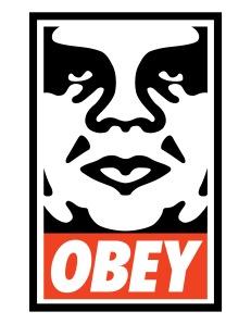 OBEY- Shepard Fairey