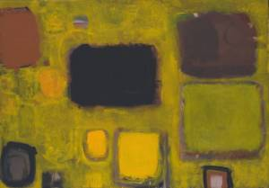 Yellow Painting: October 1958 May/June 1959 1958-9 Patrick Heron 1920-1999 Purchased with asistance from Tate Friends St Ives 1999 http://www.tate.org.uk/art/work/T07500
