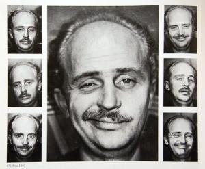 Wols- Self-Portrait  circa 1940