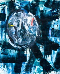 JOHN SEERY Blu Noir, 2009