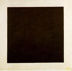 Black Square- Kazimir Malevich