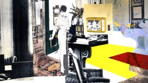 Interior- Richard Hamilton