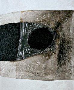 Bianco Plastica 1966- Alberto Burri