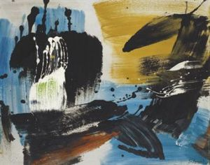 Painting No. 19- Gerard Ernest Schneider