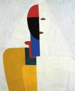 Woman Torso- Kazimir Malevich
