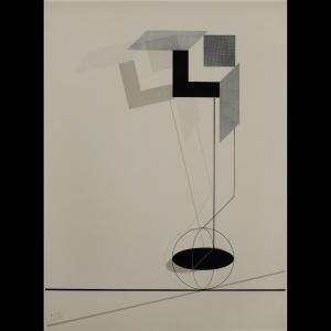 Proun Series- El Lissitzky