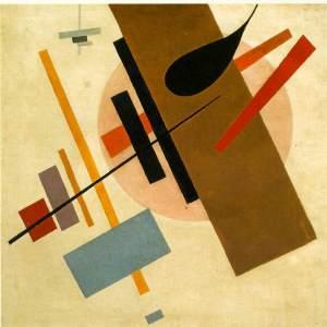 Kazimir Malevich- Suprematism