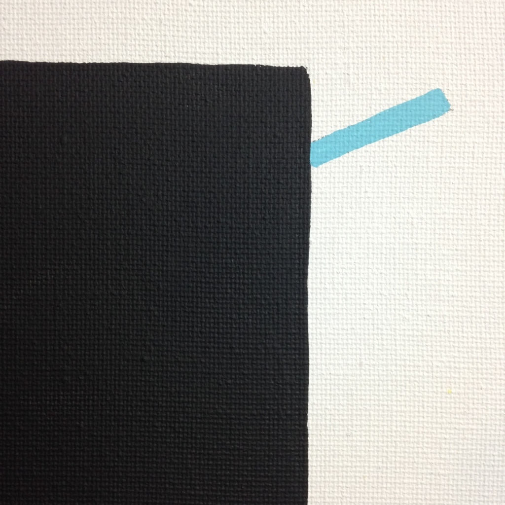 Close-Up 2 Suprematist- Tribute to Kazimir Malevich Linda Cleary 2014 Acrylic on Canvas