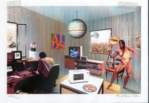 Richard Hamilton collage