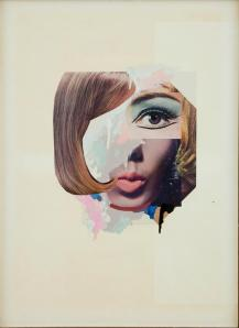 Study for a Fashion Plate 1969- Richard Hamilton