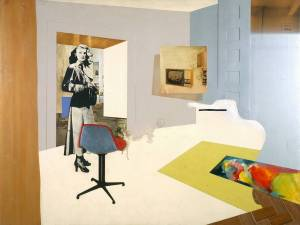 Interior II 1964 Richard Hamilton