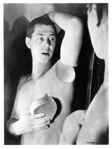 Herbert Bayer- Self Portrait 1932