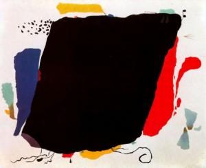 Fantasma Negro- Willi Baumeister