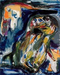 Asger Jorn, Central Figure, Selected works 1939-1972