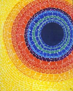 The Eclipse 1970- Alma Thomas