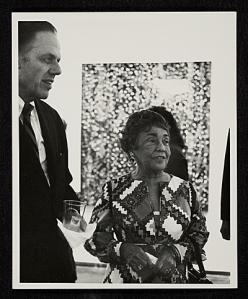 Alma Thomas at Whitney Museum