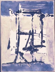 Calligraphy- Gertrude Greene