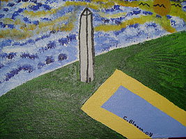 Washington Monument- Cynthia Bloom