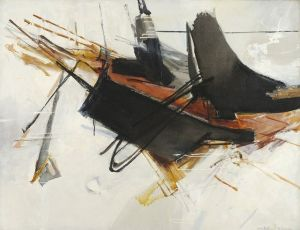 Pirador, 1961 Oil on canvas