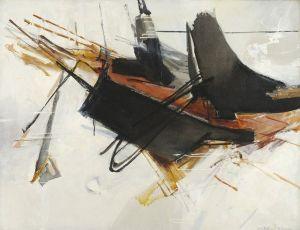 Pirador, 1961 Oil on canvas