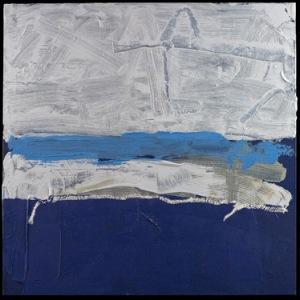 Frank Wimberley - Silver Landscape, 2010