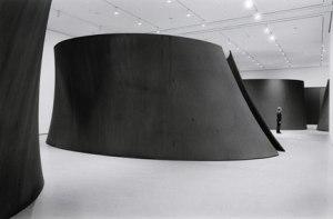 Richard Serra Sculpture