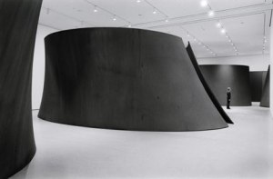 Richard Serra Sculpture