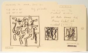 From File Folder Studies- John Zinsser