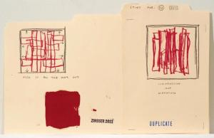From File Folder Studies- John Zinsser