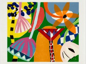 'Tivoli' by Gillian Ayres