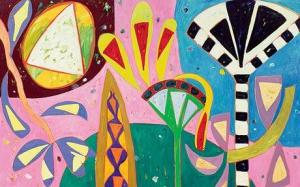High Summer World of Light- Gillian Ayres