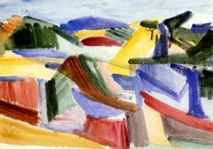 Cape Cod Dunes- Giorgio Cavallon